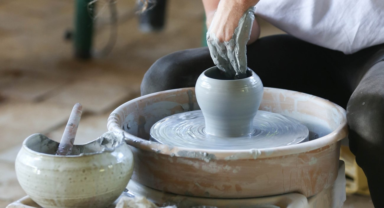 ACRE ceramics studio