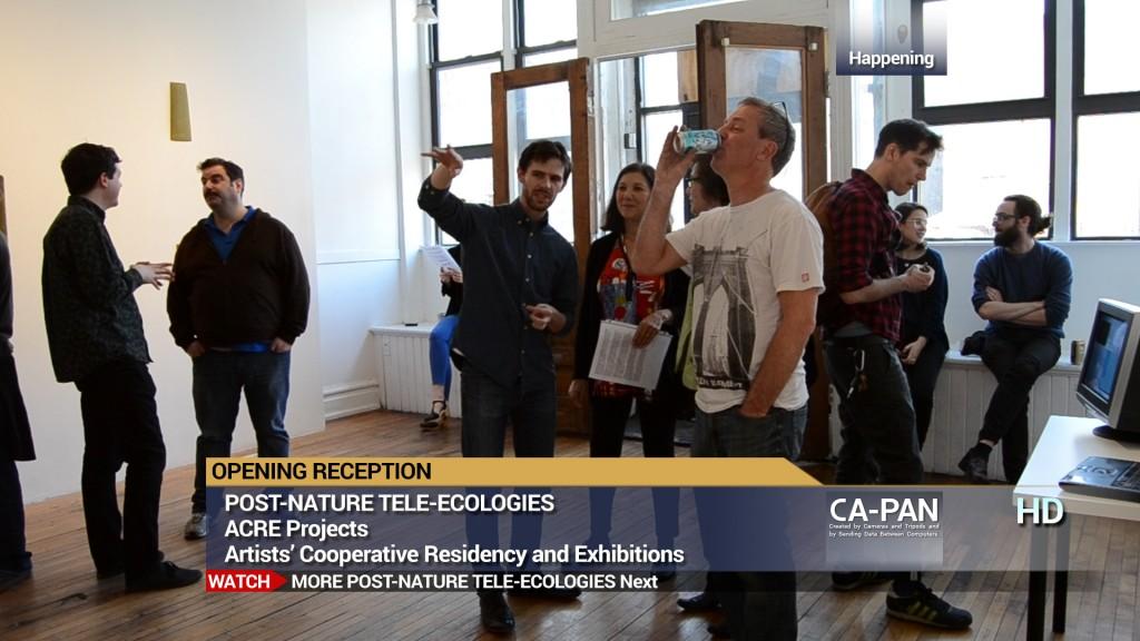 tele nature, post ecologies