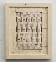 Ato Ribeiro Wooden Kente
