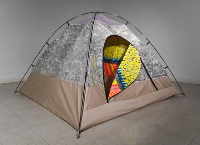 Tin Foil Tent & ACRE | Myranda Gillies